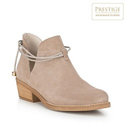 Buty damskie, beżowy, 88-D-461-8-37, Zdjęcie 1