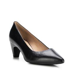 Buty damskie, czarny, 88-D-601-1-37, Zdjęcie 1