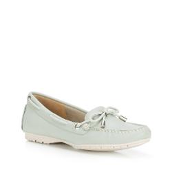 Buty damskie, pistacjowy, 88-D-700-M-37, Zdjęcie 1