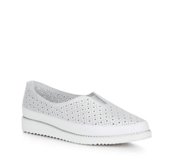 Buty damskie, srebrny, 88-D-952-S-35, Zdjęcie 1