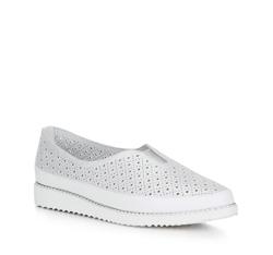 Buty damskie, srebrny, 88-D-952-S-36, Zdjęcie 1
