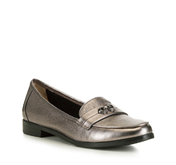 Women's shoes, silver, 88-D-958-8-36, Photo 1