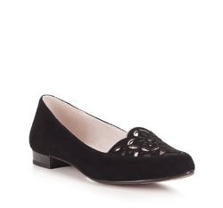 Buty damskie, czarny, 88-D-962-1-37, Zdjęcie 1
