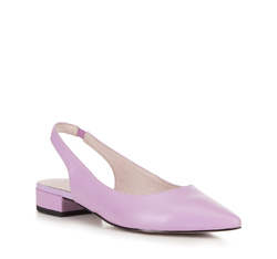 Women's shoes, light violet, 88-D-963-F-35, Photo 1