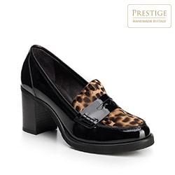 Buty damskie, czarny, 89-D-102-1-37, Zdjęcie 1
