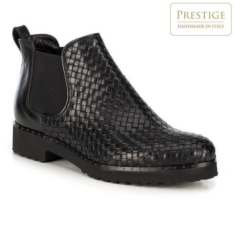 Buty damskie, czarny, 89-D-105-1-35, Zdjęcie 1