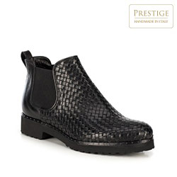 Buty damskie, czarny, 89-D-105-1-39, Zdjęcie 1