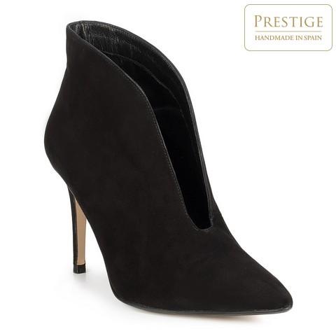 Buty damskie, czarny, 89-D-151-1-39, Zdjęcie 1