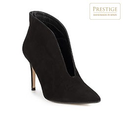 Buty damskie, czarny, 89-D-151-1-37, Zdjęcie 1