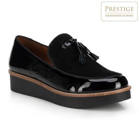 Buty damskie, czarny, 89-D-452-1-36, Zdjęcie 1