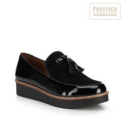 Buty damskie, czarny, 89-D-452-1-38, Zdjęcie 1