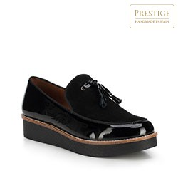 Buty damskie, czarny, 89-D-452-1-41, Zdjęcie 1