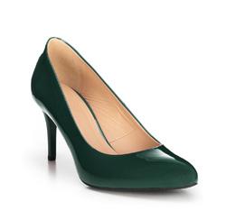 Buty damskie, zielony, 89-D-600-Z-35, Zdjęcie 1