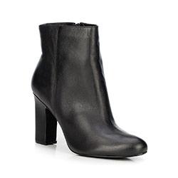 Buty damskie, czarny, 89-D-754-1-35, Zdjęcie 1