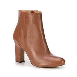 Ankle boots, light brown, 89-D-754-5-36, Photo 1