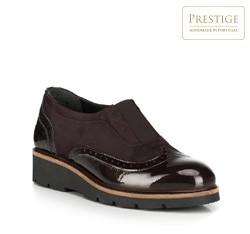 Buty damskie, brązowy, 89-D-802-4-39, Zdjęcie 1