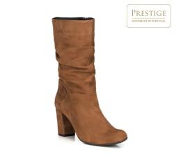 Buty damskie, brązowy, 89-D-804-5-37, Zdjęcie 1