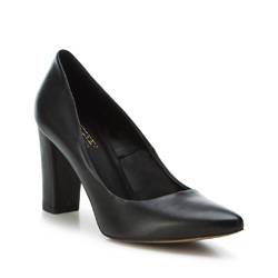 Buty damskie, czarny, 89-D-851-1-40, Zdjęcie 1