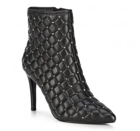 Buty damskie, czarny, 89-D-902-1-36, Zdjęcie 1