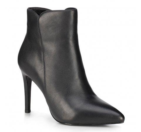 Buty damskie, czarny, 89-D-906-1-35, Zdjęcie 1