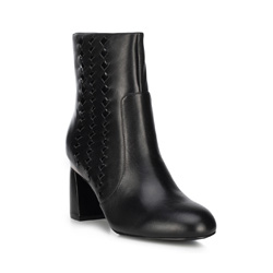 Women's ankle boots, black, 89-D-909-1-38, Photo 1