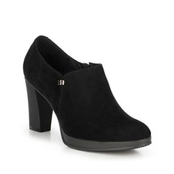 Buty damskie, czarny, 89-D-952-1-40, Zdjęcie 1