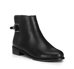 Buty damskie, czarny, 89-D-953-1-38, Zdjęcie 1