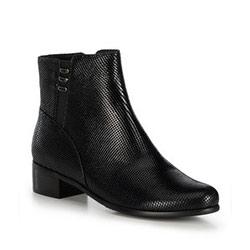 Buty damskie, czarny, 89-D-954-1-37, Zdjęcie 1