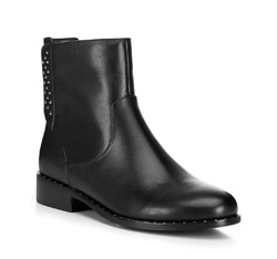 Women's ankle boots, black, 89-D-955-1-35, Photo 1