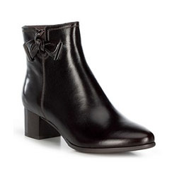 Buty damskie, brązowy, 89-D-957-4-36, Zdjęcie 1
