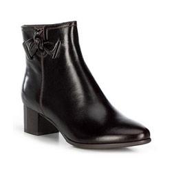 Buty damskie, Brązowy, 89-D-957-4-38, Zdjęcie 1