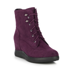 Women's shoes, burgundy, 89-D-959-2-41, Photo 1