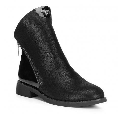Buty damskie, czarny, 89-D-960-1-37, Zdjęcie 1