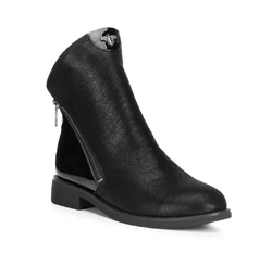 Buty damskie, czarny, 89-D-960-1-39, Zdjęcie 1