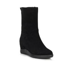 Buty damskie, czarny, 89-D-961-1-35, Zdjęcie 1