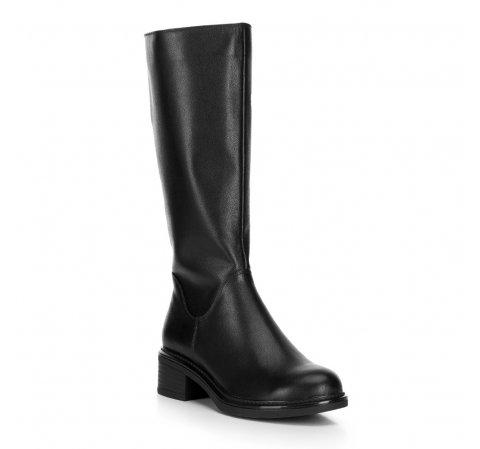 Buty damskie, czarny, 89-D-965-1-35, Zdjęcie 1