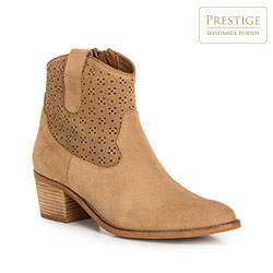 Women's shoes, camel, 90-D-051-5-36, Photo 1