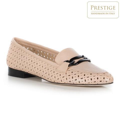 Buty damskie, beżowy, 90-D-102-9-37, Zdjęcie 1
