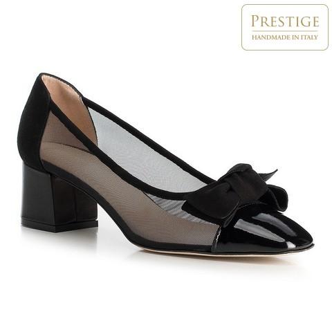Buty damskie, czarny, 90-D-106-1-35, Zdjęcie 1