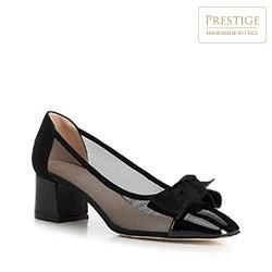 Buty damskie, czarny, 90-D-106-1-37_5, Zdjęcie 1