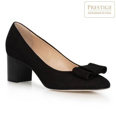 Buty damskie, czarny, 90-D-107-9-40, Zdjęcie 1