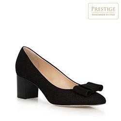 Buty damskie, czarny, 90-D-107-1-37, Zdjęcie 1