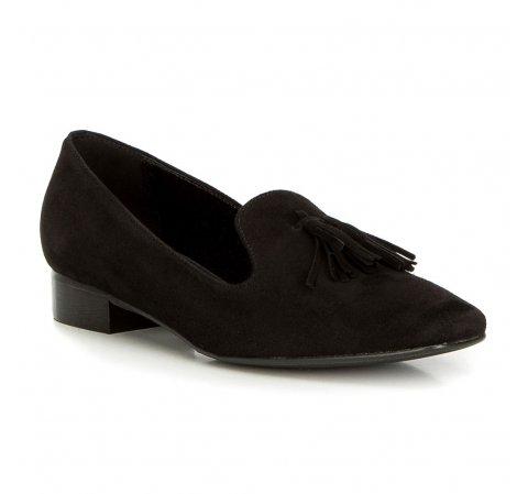 Buty damskie, czarny, 90-D-204-1-35, Zdjęcie 1