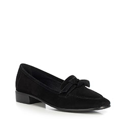 Buty damskie, czarny, 90-D-955-1-40, Zdjęcie 1