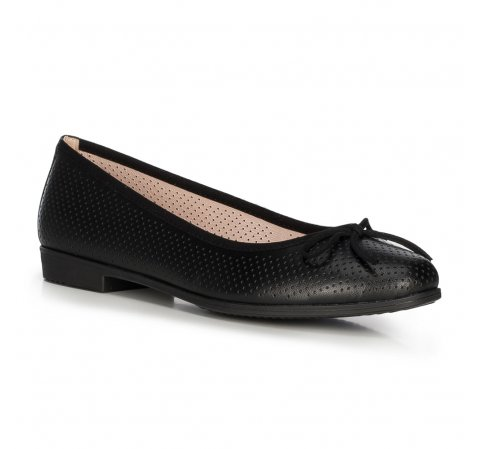 Buty damskie, czarny, 90-D-967-0-37, Zdjęcie 1