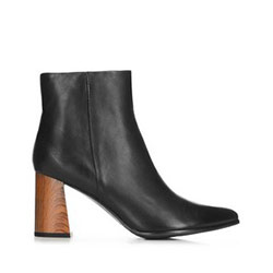 Ankle boots, black, 91-D-958-1-41, Photo 1