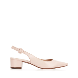 Shoes, light pink, 92-D-752-P-38, Photo 1