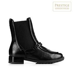 Women's boots, black, 93-D-801-1-39, Photo 1