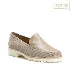 Buty damskie, beżowy, 82-D-116-9-35, Zdjęcie 1
