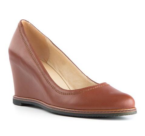 Buty damskie, Brązowy, 81-D-514-5-41, Zdjęcie 1